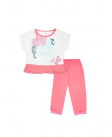 Пижама для девочки SMIL 104476 Белый