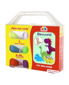 Набор для творчества Гамма Малыши Dino 100601, 4820219215974
