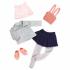 Набор одежды для кукол Оур Дженерейшн Deluxe для школы (BD30277Z)