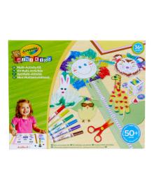 Набор для творчества Crayola Mini Kids 24 часа развлечений