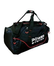 Спортивная сумка Power System PS-7010 Gym Bag Magna Black/Red