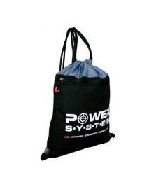 Рюкзак спортивный Power System PS-7011 Gym Sack Alpha Blak/Grey