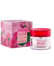 Крем для лица Биофреш BioFresh Rose of Bulgaria с розовой водой Дневной 50мл.