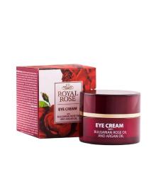 Крем для кожи вокруг глаз BioFresh Биофреш Royal Rose с маслом розы и аргана 25 мл.