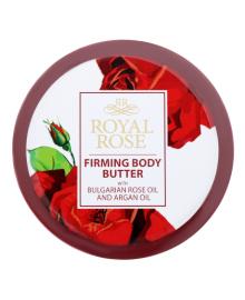 Подтягивающее масло для тела Royal Rose, Биофреш 200 мл BioFresh