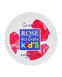 Детский крем с розовой водой и экстрактом ромашки Biofresh 75 мл,без парабенов.