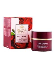 Дневной крем с маслом розы и аргана Биофреш Royal Rose 50 мл. BioFresh
