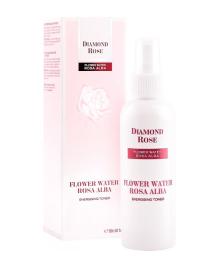 Тоник для лица BioFresh Diamond Rose Энергезирующий с цветочной водой Роза Альба 150 мл