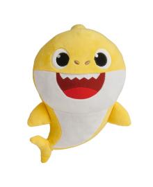 Интерактивная мягкая игрушка Baby Shark Малыш Акуленок 24 см
