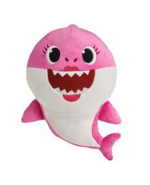 Интерактивная мягкая игрушка Baby Shark Мама Акуленка 24 см