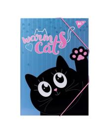Папка для труда Yes А4 Meow