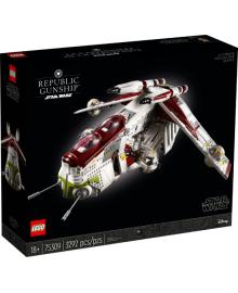 Конструктор LEGO Республіканський бойовий корабель (75309)