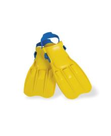 Ласты для плавания Intex Желтые-Синие 38-40 (55931)