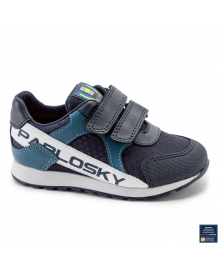 Кроссовки Pablosky Rapido Dark Blue 289522, 8425571825029