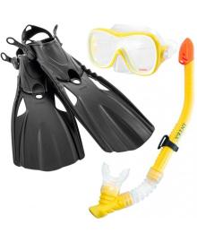 Набор для подводного плавания Intex Wave Rider Sports Set (55658)