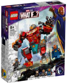 Конструктор LEGO Залізний Людина Тоні Старка на Сакааре (76194), 5702016913224