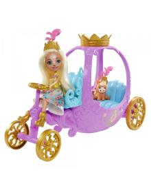 """Игровой набор """"Королевская карета"""" Enchantimals"""
