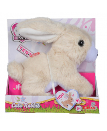 Мягкая игрушка Simba Toys Chi Chi Love Кролик 20 см