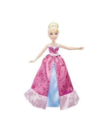 Кукла Hasbro Disney Princess Золушка в платье-трансформере