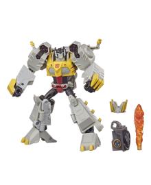 Трансформер Hasbro Transformers Cyberverse Deluxe Гримлок 13 см