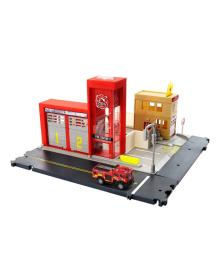 Игровой набор Matchbox Пожарная часть