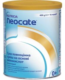 Функциональное детское питание для детей с пищевой аллергией Neocate, 400 г Nutricia