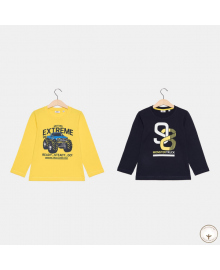 Набор джемперов BluKids Bio Cotton Extreme 2 шт 5746911, 8059301581314
