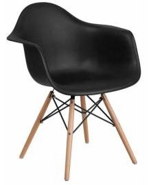 Крісло Bonro В-438 FULL KD чорне (40080064)