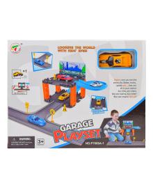 Игровой набор Shantou Garage play set