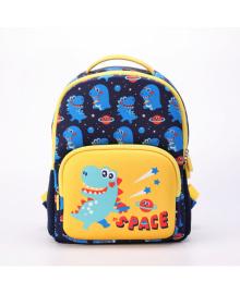 Детский рюкзак ортопедический Xiao Meng от Nohoo Космические Драконы Большой для мальчика (CM001L-1)