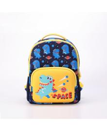Детский рюкзак ортопедический Xiao Meng от Nohoo Космические Драконы Маленький для мальчика (CM001S-1)