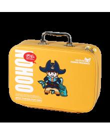 Мини-чемодан Nohoo Капитан Желтый для мальчика (NHP001-7)