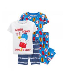 Комплект піжам (2 шт.) для хлопчика (76-81cm) (1L920210_18M)