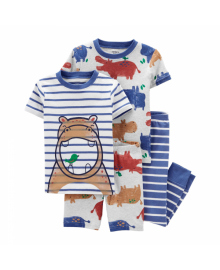 Комплект піжам (2 шт.) для хлопчика (81-86cm) (1L920110_24M)