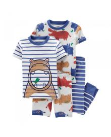 Комплект піжам (2 шт.) для хлопчика (76-81cm) (1L920110_18M)