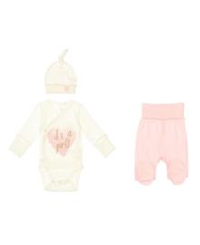 Комплект Фламинго It's a girl 461-011, 4829960139454