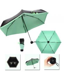 Зонт Supretto Pocket Umbrella, мятный (5072)