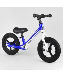 """Велобег Corso 91649 (1) колесо 12"""" надувные, магниевая рама, магниевые диски, подножка, в коробке"""