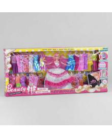 """Кукла с нарядом 662-1 (18/2) """"Гардероб"""", в коробке"""