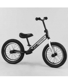 """Велобег 14"""" CORSO CR-4025 (1) стальная рама, колеса надувные резиновые, алюминиевые диски"""