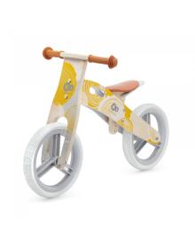 Беговел Kinderkraft Runner 2021 Nature Yellow (KRRUNN00YEL0000)