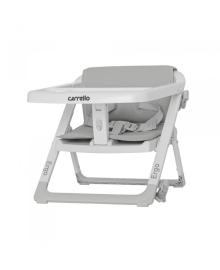 Стульчик - бустер для кормления Carrello Ergo (Каррелло Эрго) CRL-8403 Light Grey/4/ (6900084000146) Цвет Серый