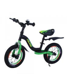 """Детский беговел Tilly balance (Тилли Баланс Рокэт) 12"""" Rocket T-212520/1 Green (6900108000640) Цвет Зеленый"""