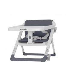 Стульчик - бустер для кормления Carrello Ergo (Каррелло Эрго) CRL-8403 Palette Grey/4/ (6900084000115) Цвет Серый