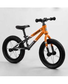 """Велобег 14"""" CORSO «Runner» 23995 (1) алюминиевая рама, колеса надувные резиновые, алюминиевые диски, алюминиевый вынос руля"""