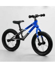 """Велобег 14"""" CORSO «Runner» 73810 (1) алюминиевая рама, колеса надувные резиновые, алюминиевые диски, алюминиевый вынос руля"""