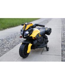 Ел-мобіль JC919 EVA YELLOW мотоцикл 6V4.5AH мотор 1*25W 90*42*58 /1/