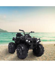 Ел-мобіль T-733 EVA BLACK квадроцикл 12V7AH мотор 2*45W з MP3 103*68*73 /1/