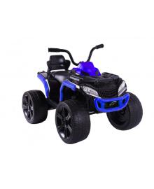 Ел-мобіль T-7318 EVA BLUE квадроцикл 12V7AH мотор 2*35W з MP3 106*68*50 /1/