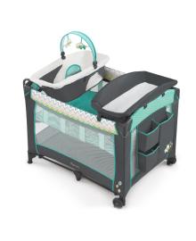 Кроватка-манеж 3 в 1 Ingenuity Ridgedale с пеленальным столиком